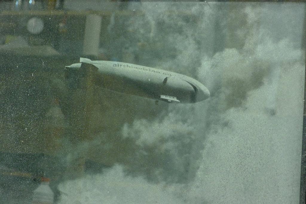 Airship (detail), 2012