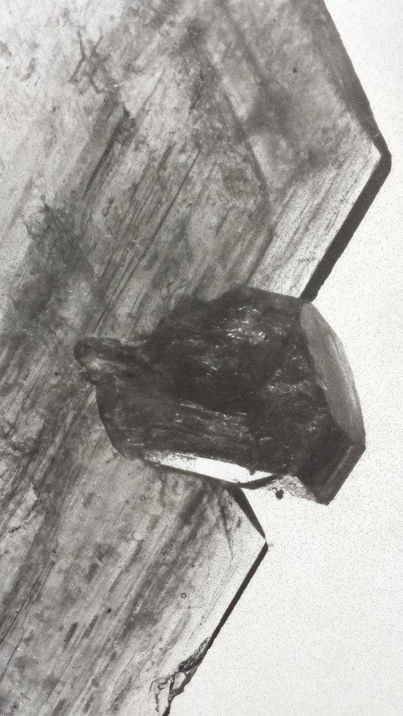 Crystal II (detail), 2014