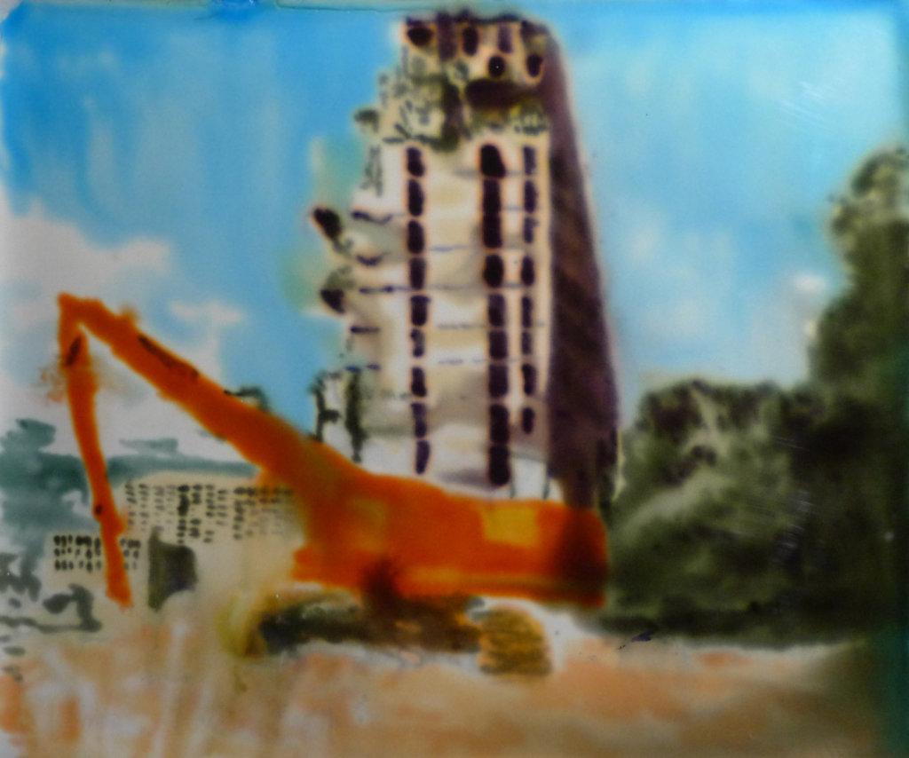 Demolition, 2011.