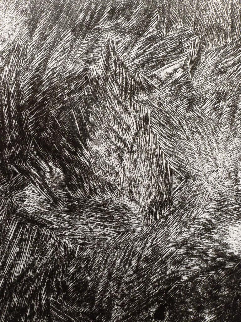 Untitled III (detail), 2014.