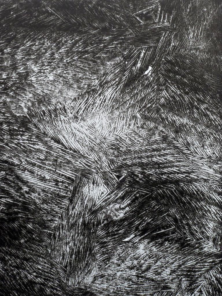 Untitled II (detail), 2014.