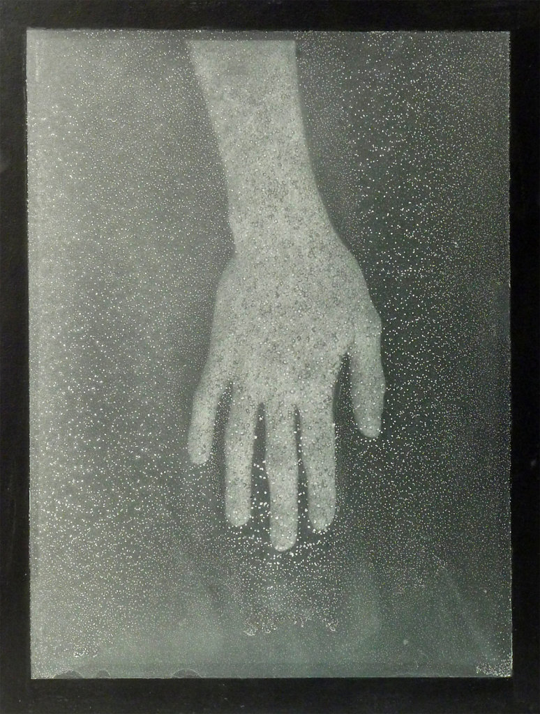 Hand (first state), 2016.